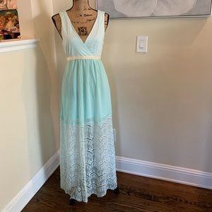 Love Riche Summer maxi dress